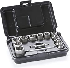 ROCKETSOCKET Impact Bolt & Nut Extractor Set | Remove Damaged Bolts, Nuts & Screws | 13 Piece Set - Proudly Made in America