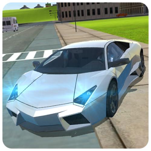 Autofahren & Parken Simulator Spiel: Extreme Mega City Fahrer Highway Parking Abenteuer Spiel kostenlos für Kinder 2018