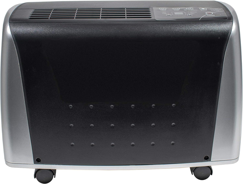 Royal Sovereign 65 Pint Bucketless Max Regular dealer 75% OFF - Black Dehumidifier Refurbi