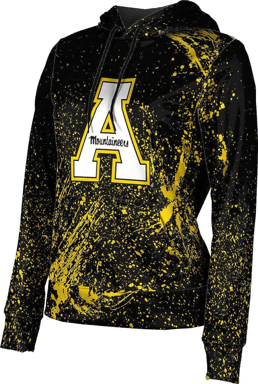 ProSphere Appalachian State University Girls' Pullover Hoodie, School Spirit Sweatshirt (Splatter)