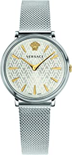 Versace Womens V-Circle - The Manifesto Edition Watch