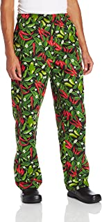 Dickies Men's The Traditional Baggy Chef Pant