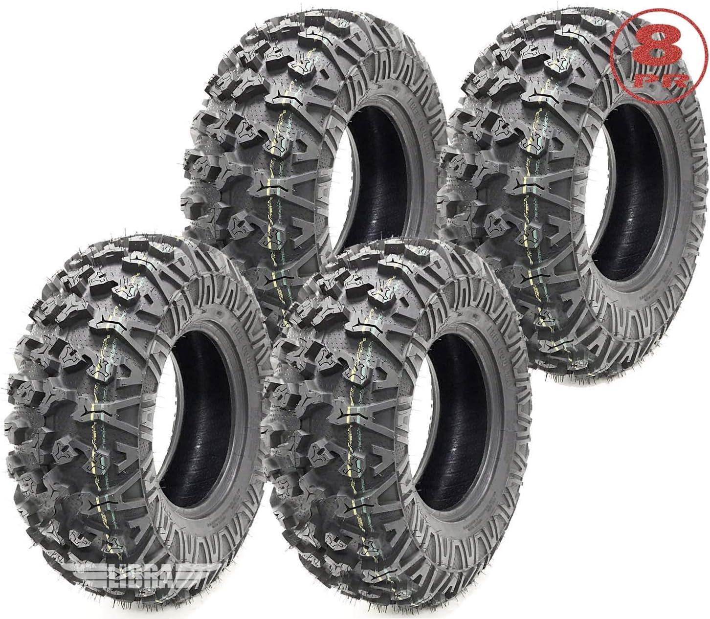 Set of 4 Premium Free Country ATV/UTV Tires
