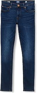 Jack & Jones Junior JJIDAN Jjoriginal Am 226 Noos JR Jeans, Blue Denim, 152 para Niños