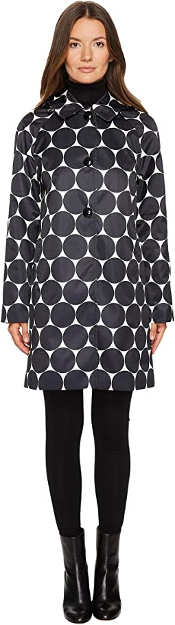 Kate Spade New York - Rain Printed Dot Jacket
