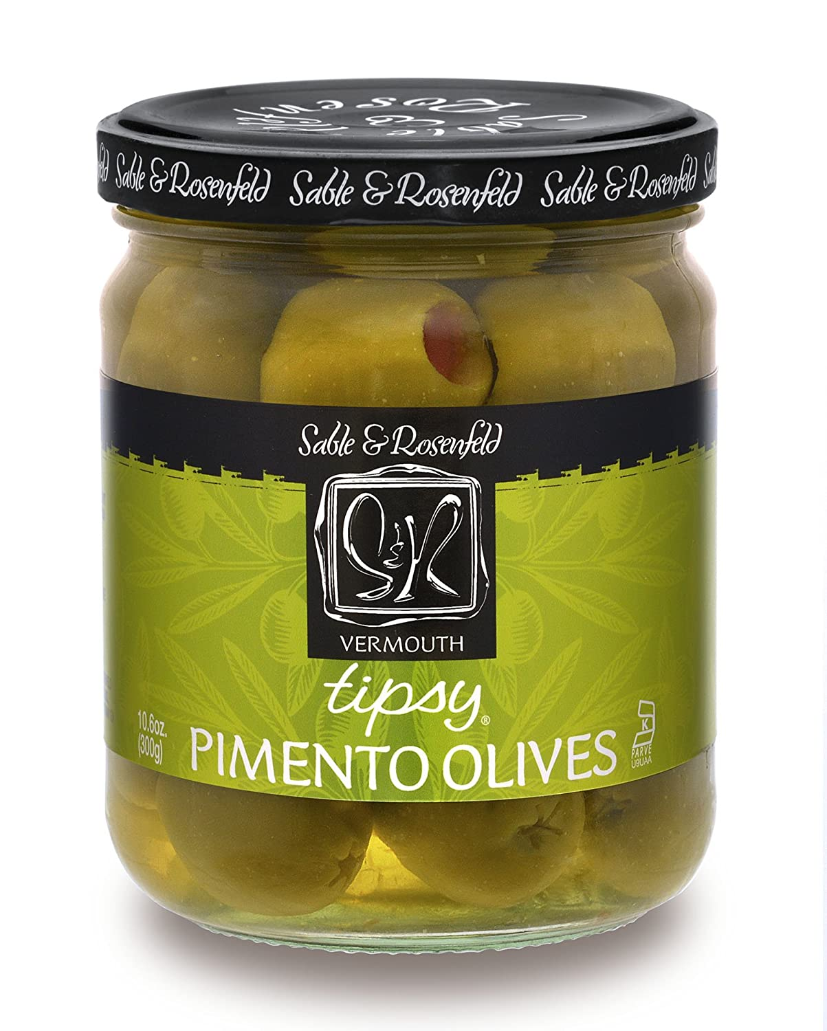 Max 77% OFF Sable Our shop OFFers the best service and Rosenfeld Tipsy Olives of Pack Ounce 10.6