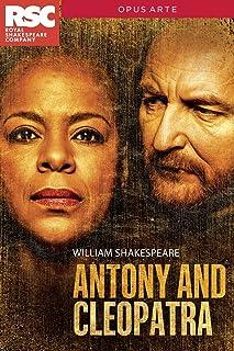 Antony And Cleopatra Josette Simon; Antony Byrne; David