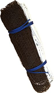 SAHNI SPORTS Polypropylene Nylon Badminton Net, Multi-Color