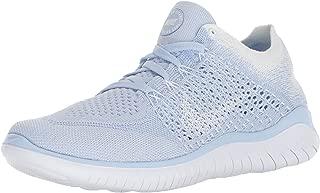 Women's Free RN Flyknit 2018 Hydrogen Blue/White-White 10.5
