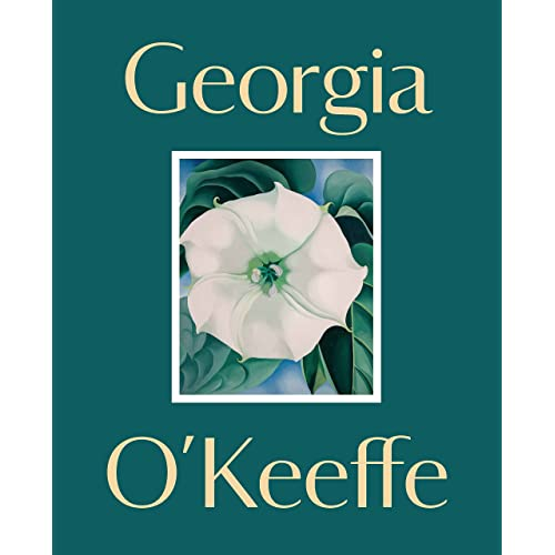 georgia okeeffe a book of postcards