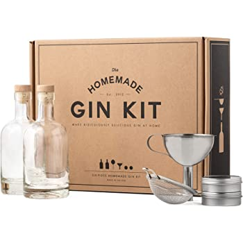 W&P Design Homemade Gin Kit (MAS-GINKIT)