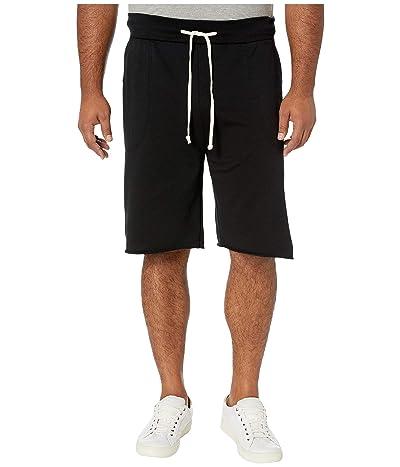 Alternative Big Tall Victory Shorts (True Black) Men
