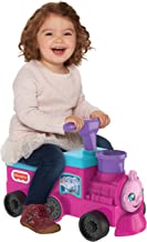 Fisher-Price Ride On for Baby Girl Tootin' Train Ride-On