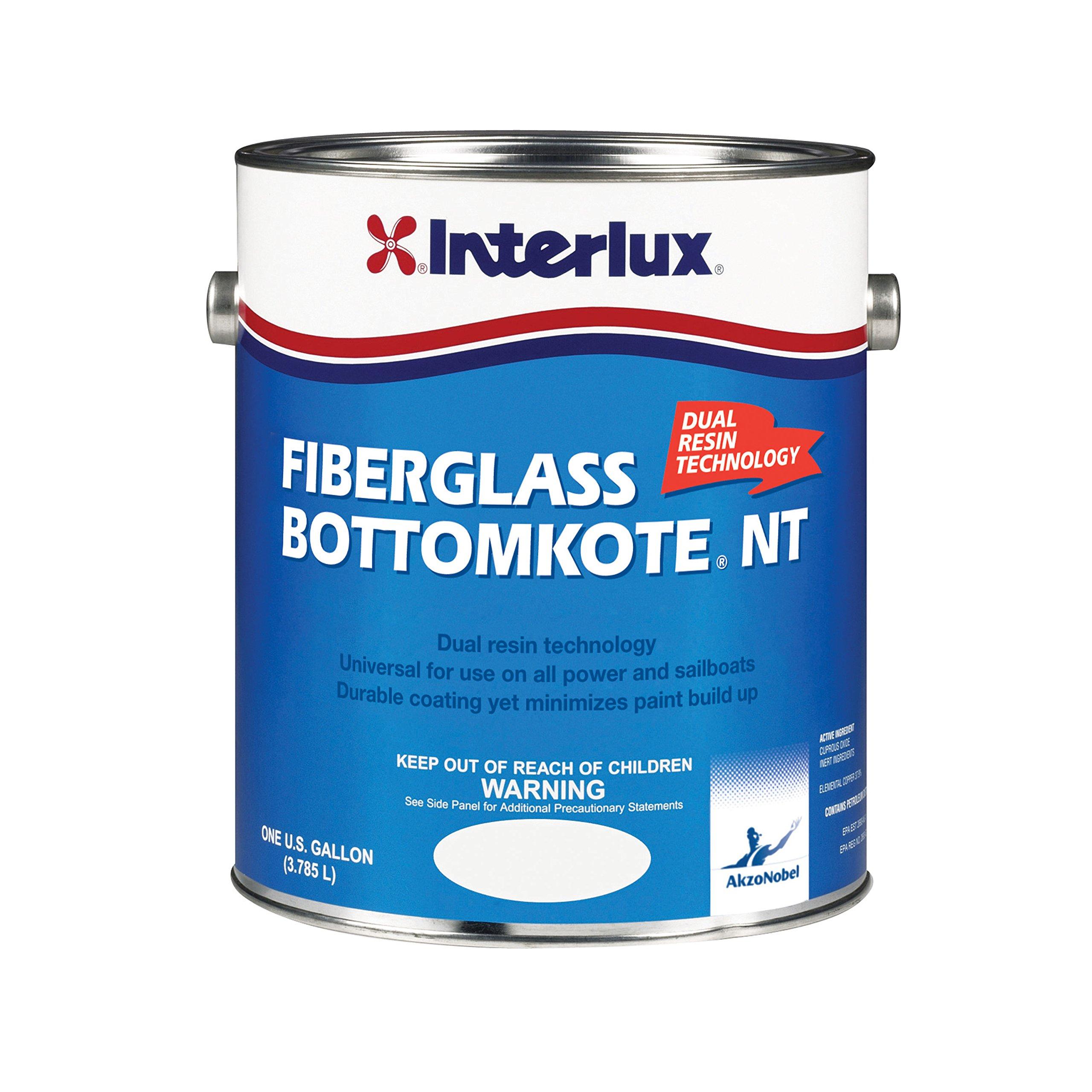 Interlux YBB349 Fiberglass Antifouling Fluid_Ounces