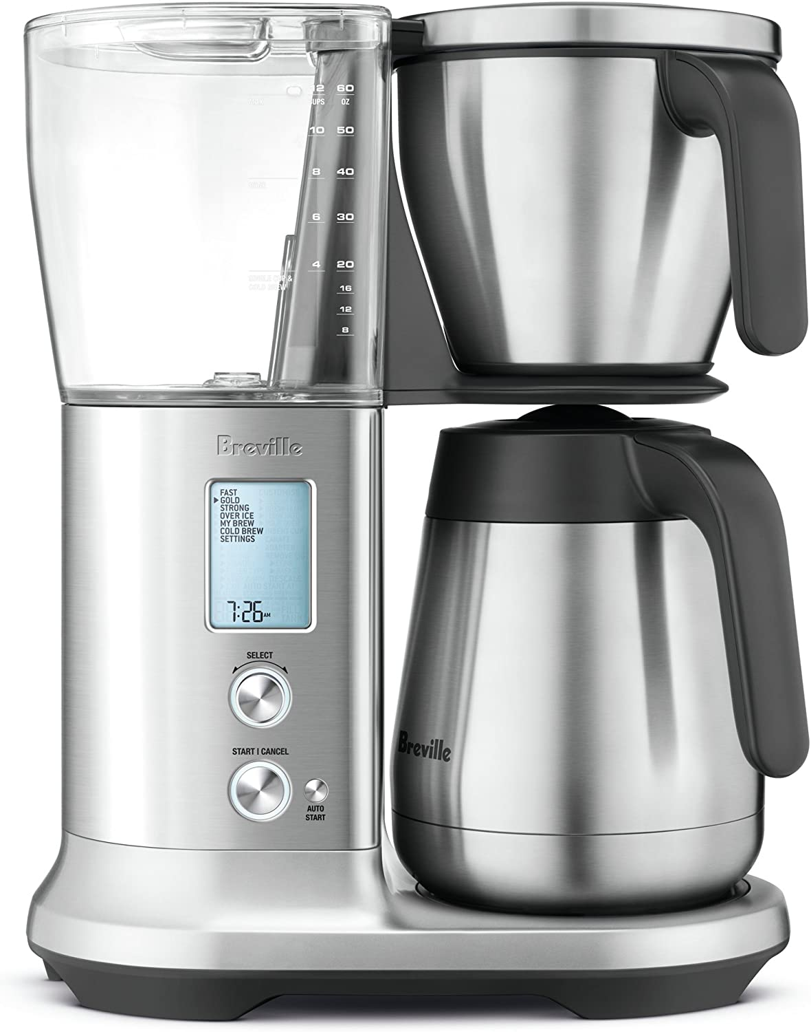 Breville BDC450BSS  Precision Brewer Coffee Maker  $239.95 Coupon