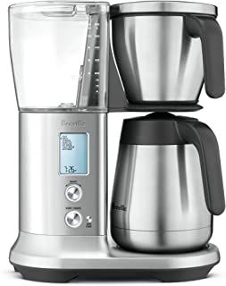 Breville BDC450BSS Precision Brewer Coffee Maker with Thermal Carafe, Brushed Stainless Steel