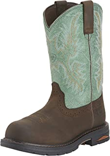 ARIAT Women's Tracey Waterproof Composite Toe Work Boot