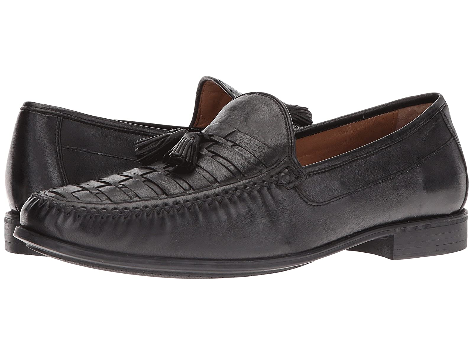 Johnston & Murphy Cresswell Woven Tassel Dress Slip-OnAtmospheric grades have affordable shoes