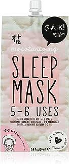Oh K! Sleep Mask - Mascarilla Hidratante Nocturna, 20 ml, 5- 6 Usos