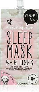 Oh K! Korean Overnight Moisturizing Sleep Face Mask