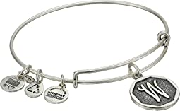 Alex and Ani - Initial W Charm Bangle