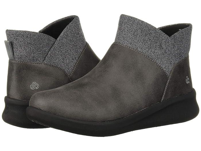 Clarks  Sillian 2.0 Dusk (Grey Synthetic) Womens  Boots