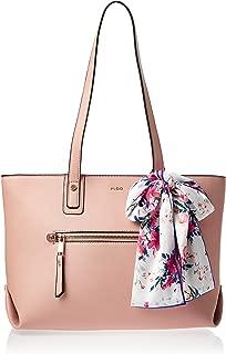 Aldo Tote Bag For Women, Polyester, Light Pink - Colmurano55