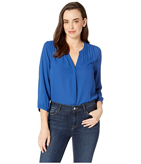 Nydj Blouse W Pleated Back At Zappos Com