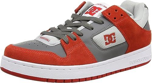 DC chaussures Manteca M chaussures Rgy, paniers Basses Basses Homme  sortie de marque