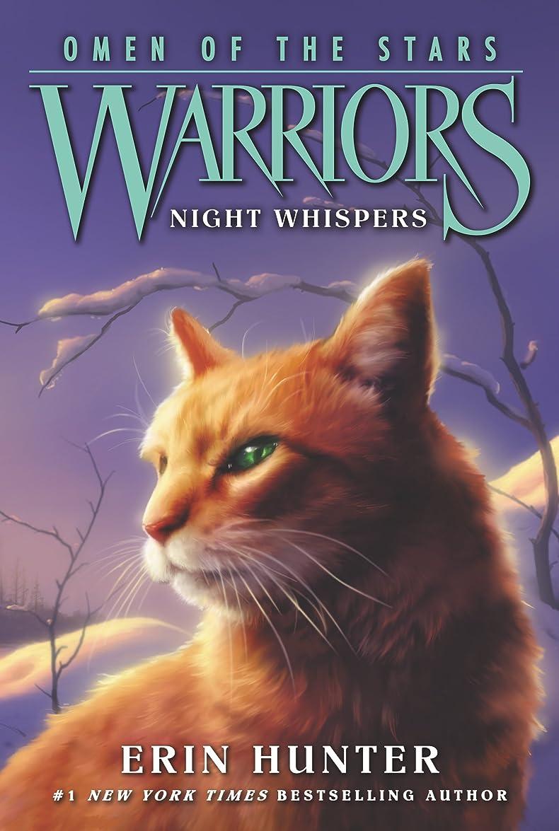 執着できた返済Warriors: Omen of the Stars #3: Night Whispers (English Edition)