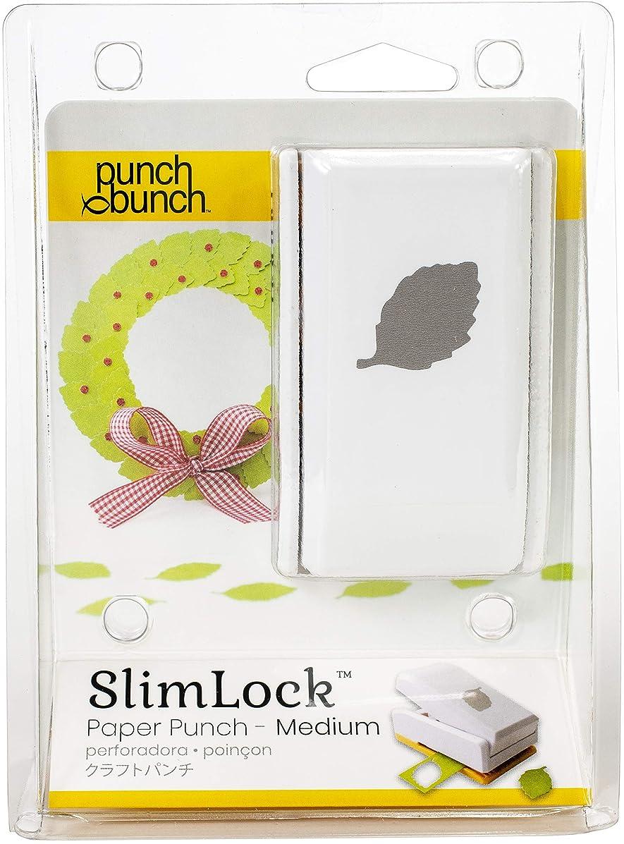 Punch Bunch SL2-BIRCH SlimLock Medium Punch-Birch 1.125