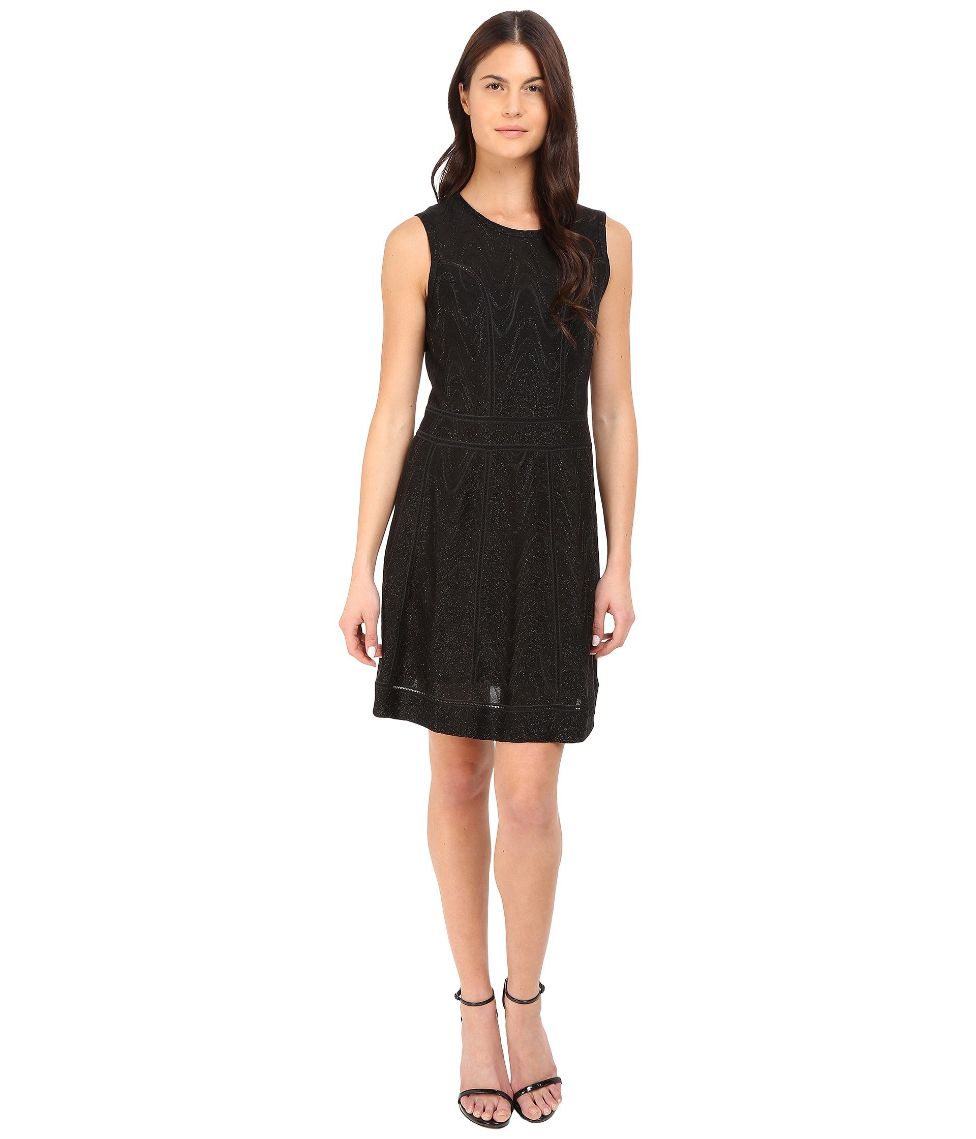 Lurex Jersey Dress
