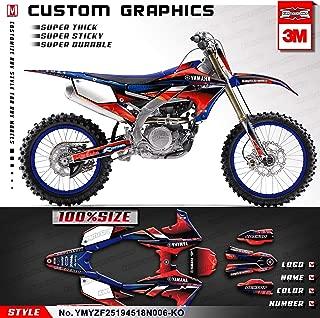 2006 yz250f graphics