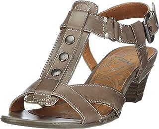 Jana Jana Natural dames sandalen