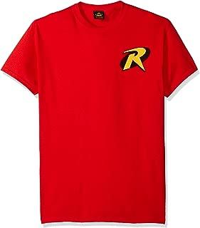 Men's Batman and Robin Robin Logo T-Shirt