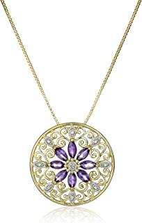 Best filigree diamond necklace Reviews