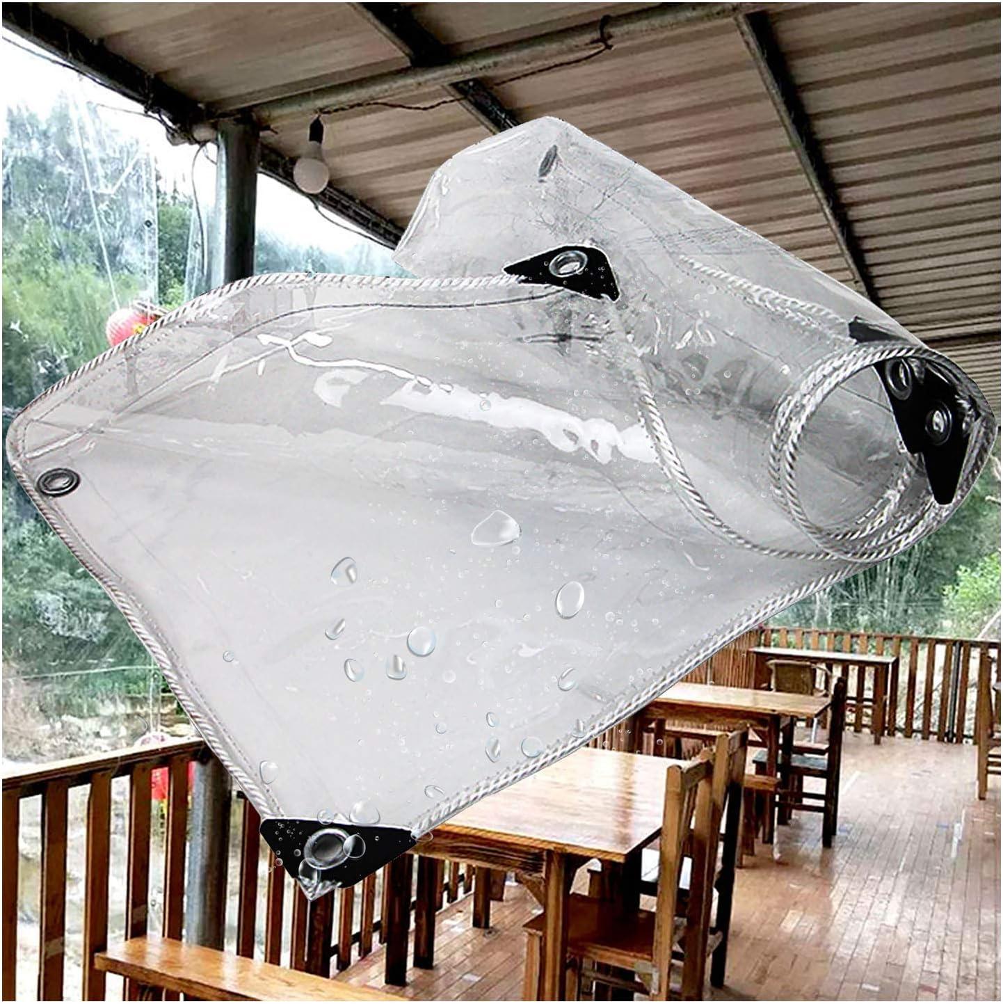 LWZ Waterproof Clear Tarps with Grommets Greenhouse Duty online shop Heavy Bombing free shipping