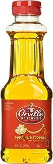 Orville Redenbacher's Butter Flavored Popping Oil, 16 Oz., (Pack of 2)