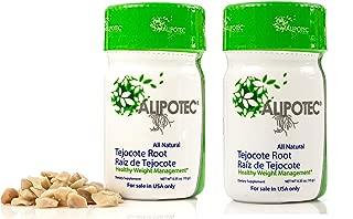 Alipotec Raiz de Tejocotes Double Pack Authentic Mexican Version 6 Month Supply