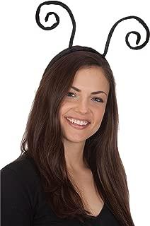 Jacobson Hat Company Black Velvet Antenna Headband