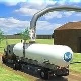 Camion di trasporto: fornitura di latte