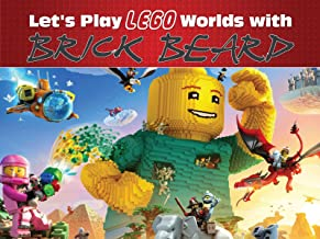 Clip: Let's Play Lego Worlds with Brick Beard