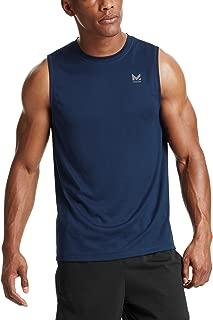 Mission Men's VaporActive Alpha Sleeveless T-Shirt