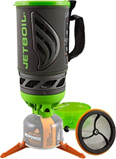 Jetboil Flash Java Kit Camping and Backpacking Stove Cooking System