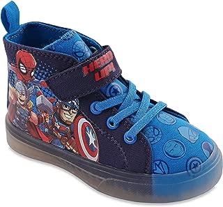 Best marvel canvas shoes Reviews