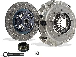 Clutch Kit Works With Mazda 3 5 Gs-Sky Gt Gx i S Grand Touring Mini Sport 2004-2013 2.0L L4 2.3L L4 2.5L L4 GAS DOHC Naturally Aspirated