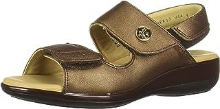 Flexi GAIA 34908 BRONCE Sandalias flip-flop para Mujer