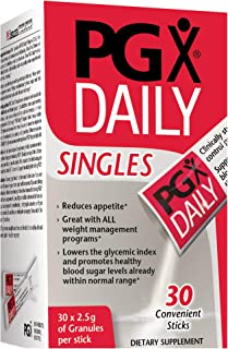 PGX by Natural Factors, Daily Singles Powder, 30 Packets