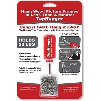 TapHanger Picture Frame Hanging Kit
