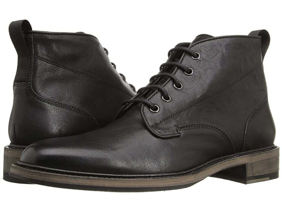 rag & bone Spencer Chukka (Black) Men